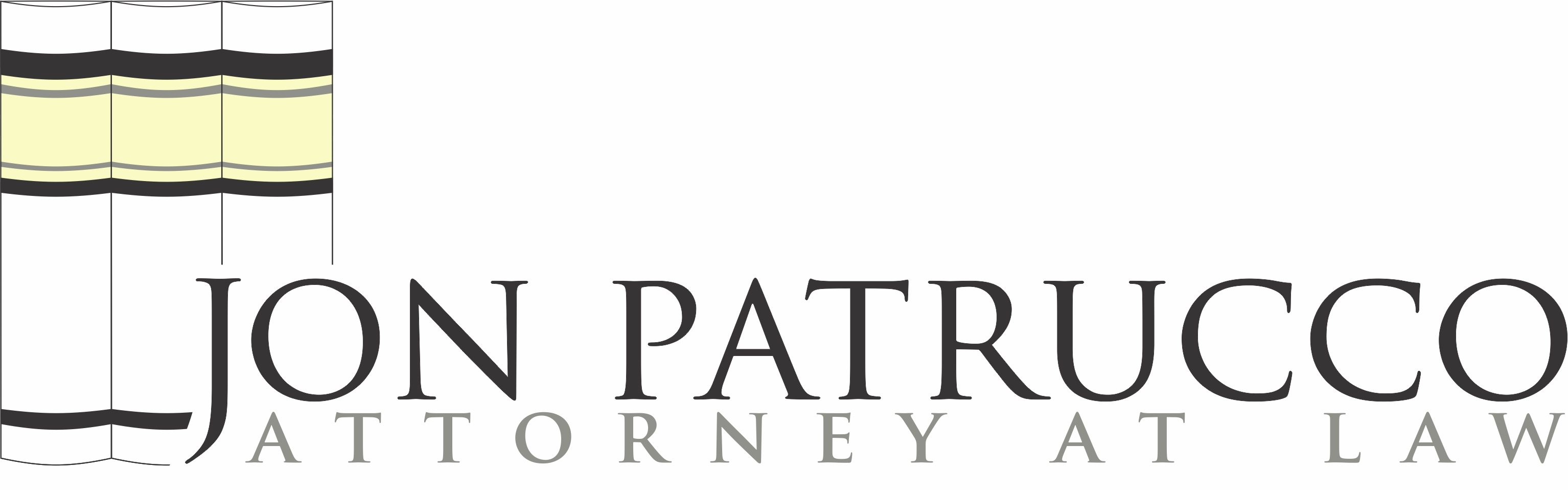Jon Patrucco | Attorney at Law | Meriden, CT  Mobile Retina Logo